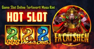 Game Slot Online Terfavorit Masa Kini