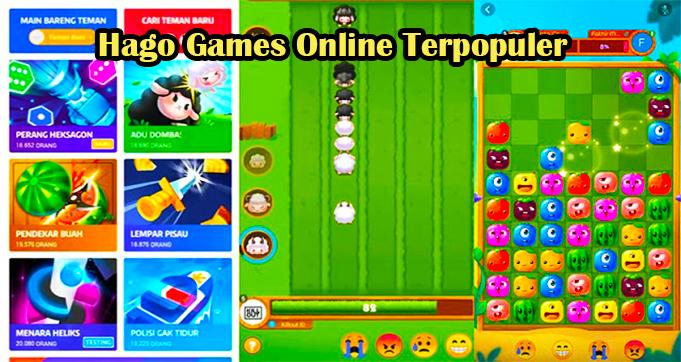 Hago Games Online Terpopuler